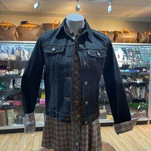 Burberry denim jacket